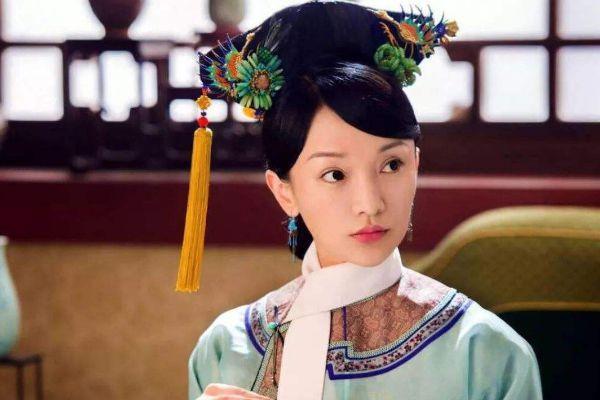 清朝后宫最漂亮的妃子有哪些,哪一个才是乾隆的最爱,不是令妃?