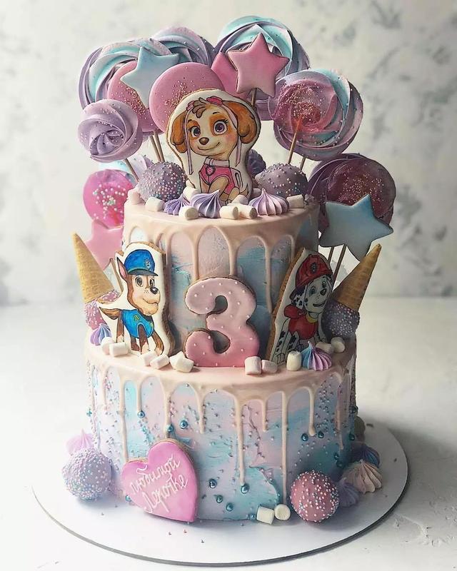 高端私房必備的50款裝飾生日蛋糕,美了!