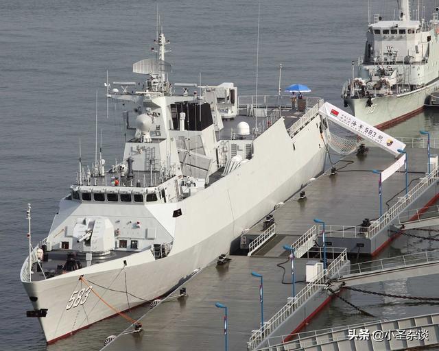 054b型导弹护卫舰