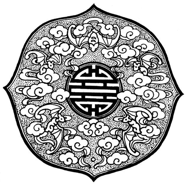 中国吉祥图案寓意