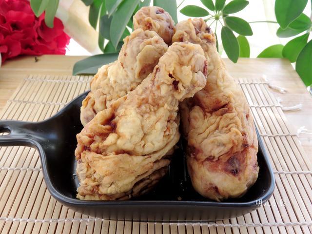 【步骤图】脆皮炸鸡的做法_脆皮炸鸡的做法步骤_小吃_下厨房