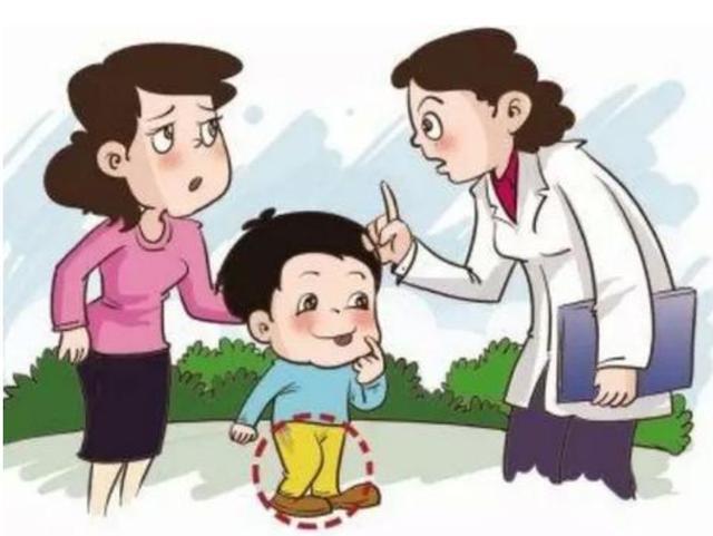 儿童滑膜炎做牵引图片