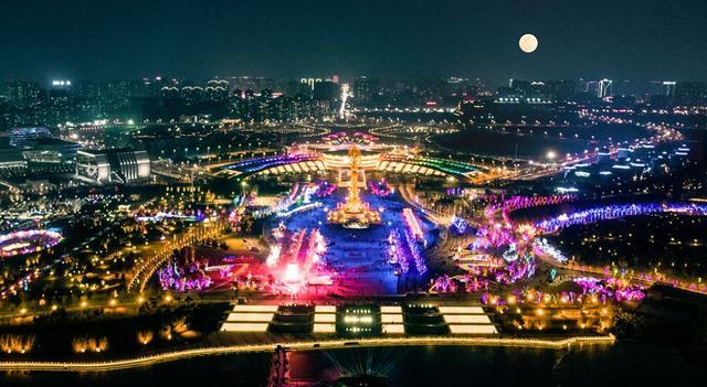 2019年春节灯展