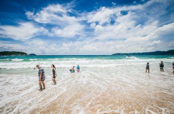 海南亚龙湾度假区图片