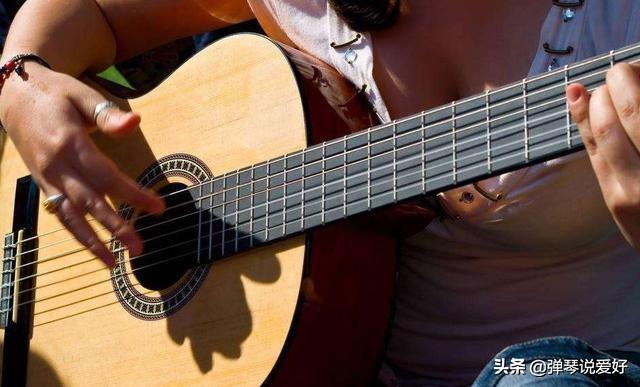 60秒学会小星星弹吉他