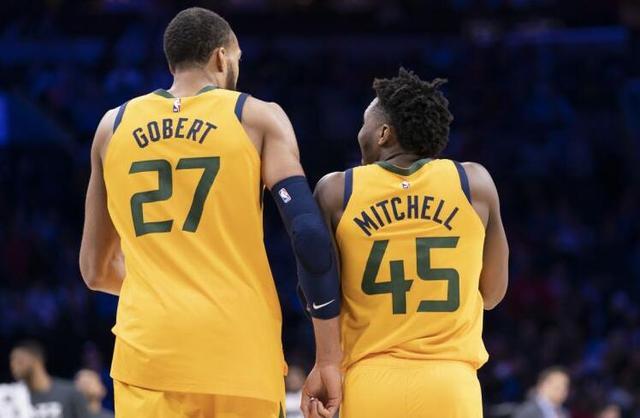 矛盾已實錘!Gobert首次公開回應與Mitchell的關係,美媒:交易下家5選1-籃球圈