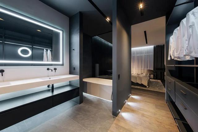 想拥有一个完美的套间?手把手教你设计落地