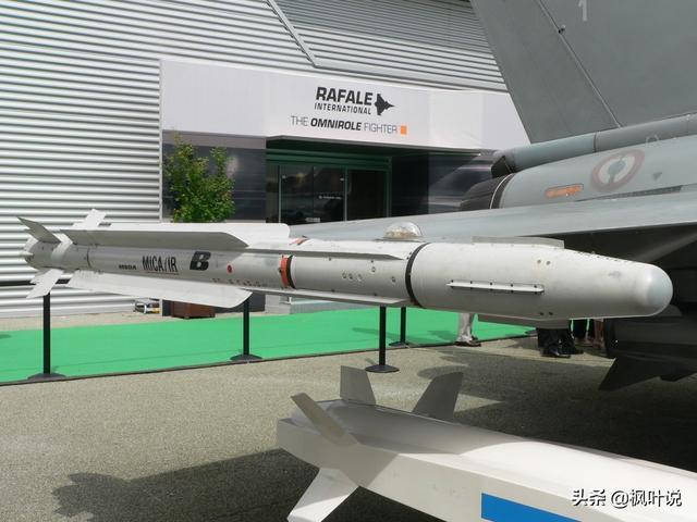 尝遍各国空空导弹以后,印度终于开始装备自己研发的空空导弹