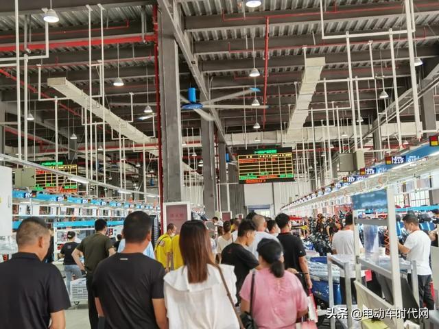 立马重塑 | 第三大超级工厂竣工,旺季决战大浙江