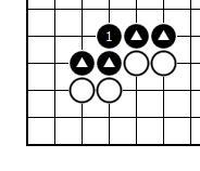 围棋快速入门之简单技巧(一)