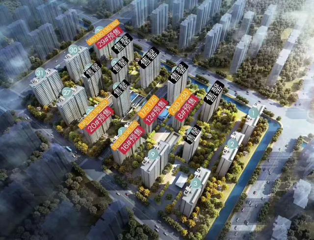南通崇川新城规划重大调整!最高220米,打造新城摩天大厦群