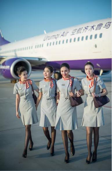 国内最长直飞航线之一郑州直飞乌鲁木齐