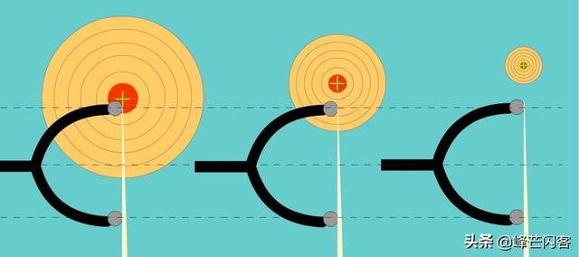 扁皮筋木弹弓图纸尺寸