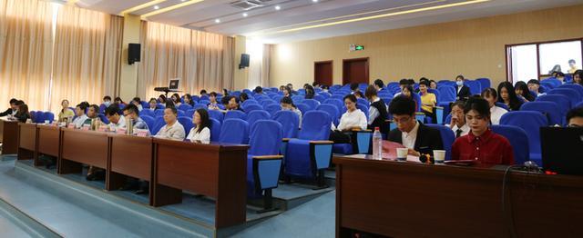 """金莎娱乐信息工程学院举办""""同心战疫情,青春勇担当""""主题演讲比赛"""