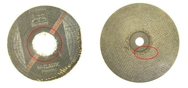 砂轮片的制造过程,材料配比是关键