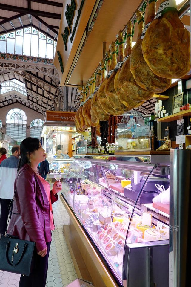 """最接近""""中国胃""""的菜系,百年市场中才有最地道的西班牙美食"""