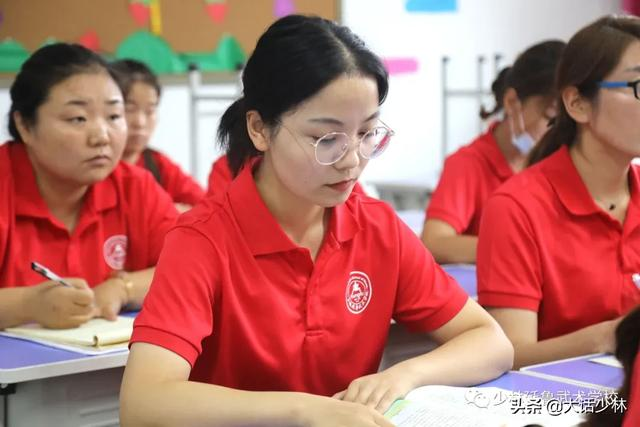 延鲁新闻丨深入课堂听课调研 引领教师专业成长