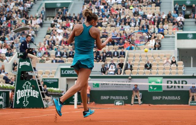 著名女子网球运动员