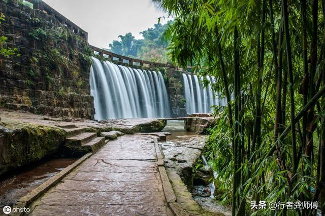 蜀南竹海风景图片