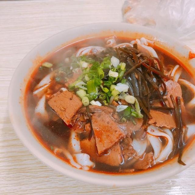 武汉好吃到爆的牛肉粉面馆,最资深的吃货都爱这一口!