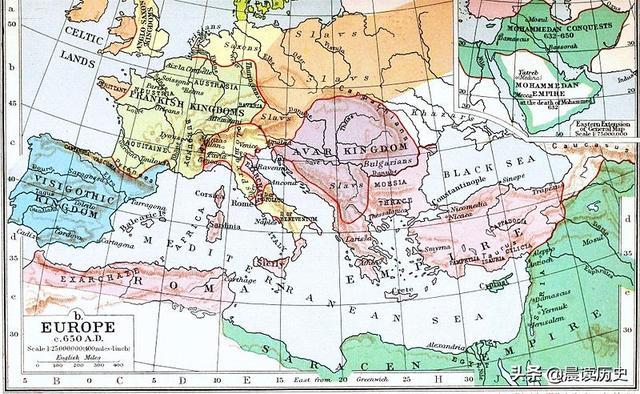 东罗马拜占庭帝国王朝史(12):希腊火挽救君士坦丁堡之围