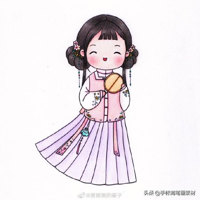 唐代诗人李白的手抄报