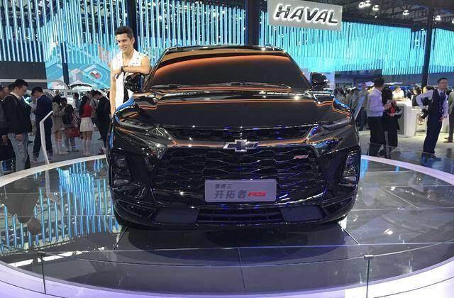 很快将上市,雪佛兰两款全新实力派SUV正式发布,大家都买得起!
