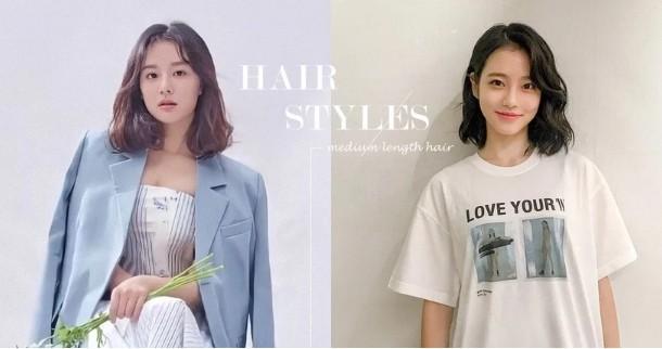 短发发型图片女2020