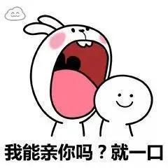 亲亲表情包_手机搜狐网