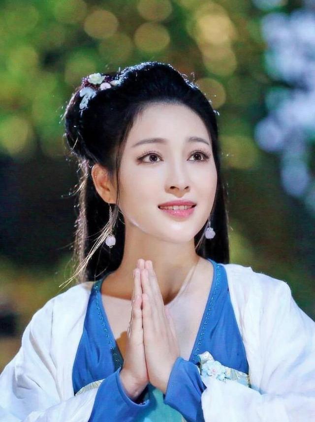 《语星如愿》中甘婷婷太美了,只是作品现在还没有定档