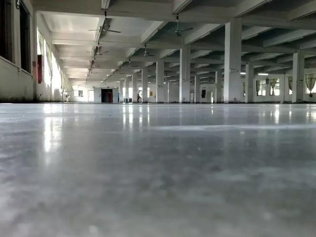 技术 | 旧厂房地坪改造方案