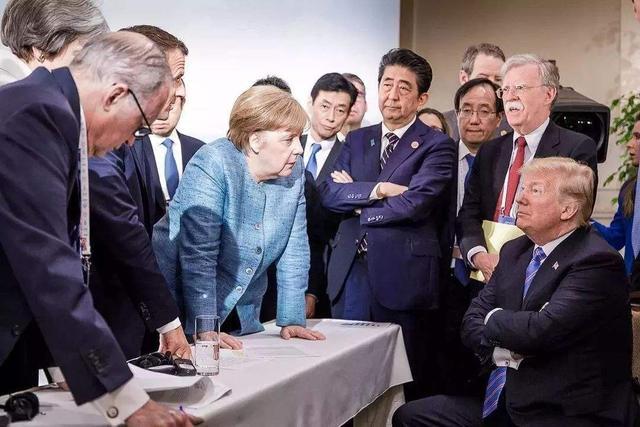 """德法突然集体""""反水""""?四国外长同时严厉警告,直接公开叫板美国"""