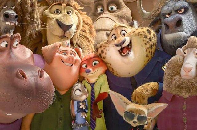 《疯狂动物城》里有些角色隐藏的好深,你只看一遍绝对发现不了