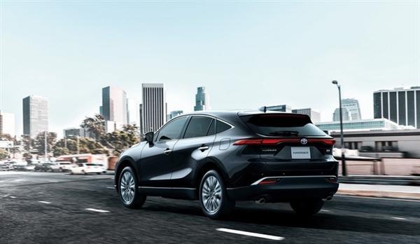 """比汉兰达小一号,广汽丰田将推全新SUV 或命名""""峰兰达"""""""