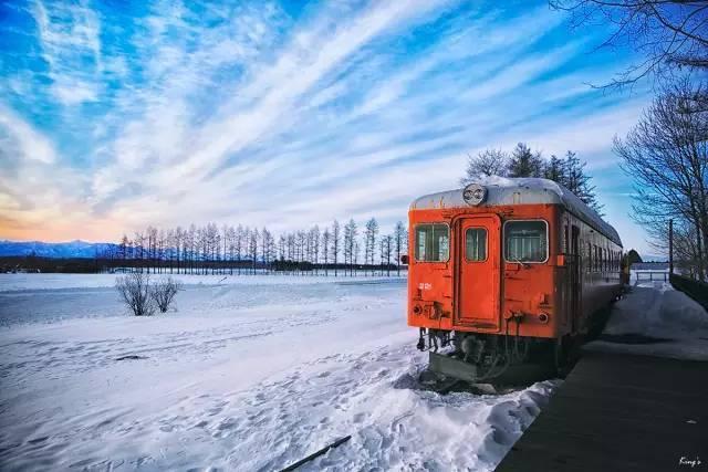 十条醉美火车旅行线路,和你一起虚度时光才是最该做的事情