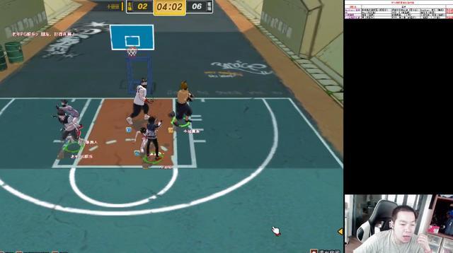街头篮球4