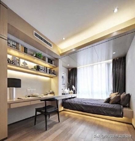 卧室书房设计