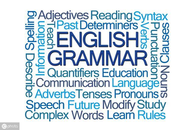"""记住这9张图,一次搞定英语""""8大语法"""
