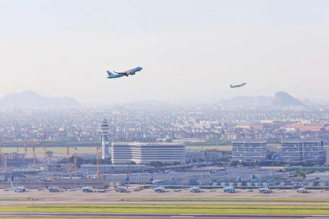 杭州机场图片大全