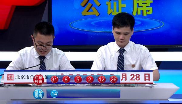 陈亮双色球20057期推荐:蓝球本期参考1路号码10