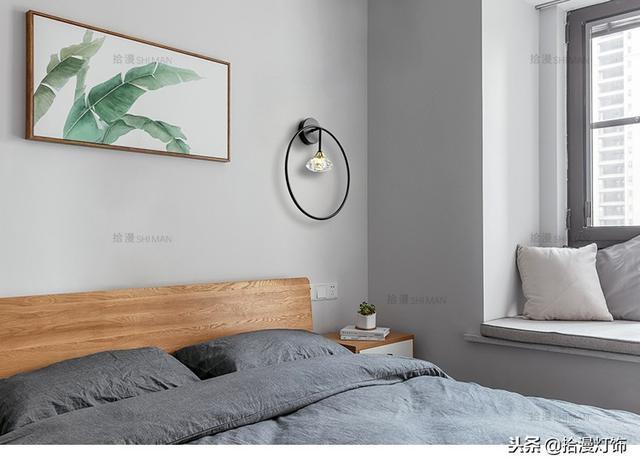 室内装饰怎样巧用射壁灯?
