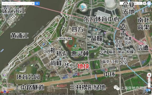 突发:陆家嘴集团49亿竞得前滩住宅地块