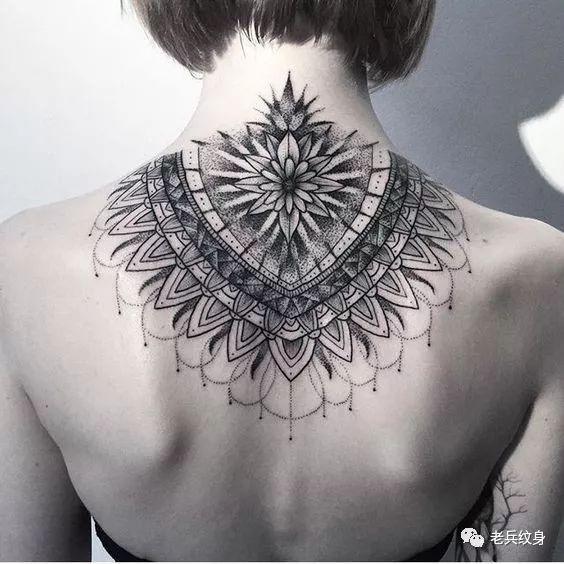 小姐姐们最爱的几个纹身部位,也太迷人了吧!