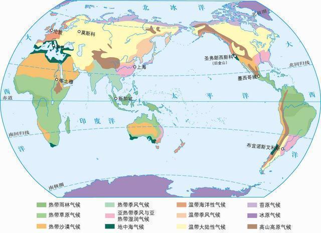 乌拉尔山脉地图