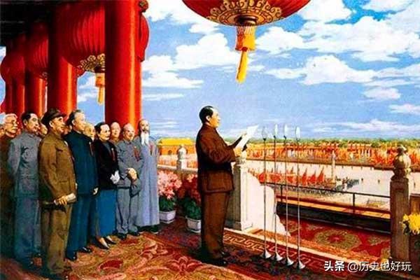 新中国开国大典场地为何选在天安门?