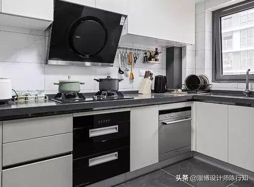 厨房装修,设计师2000字总结,厨房要注意这五大要点,超实用!