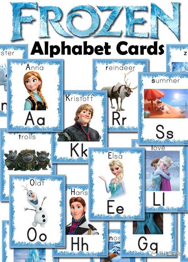 英文英语字母卡片26个英文字母大小写卡片早教启智自然... -京东