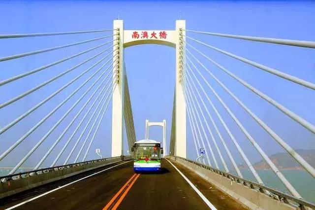 广东省最长跨海大桥南澳大桥建成通车-中新网