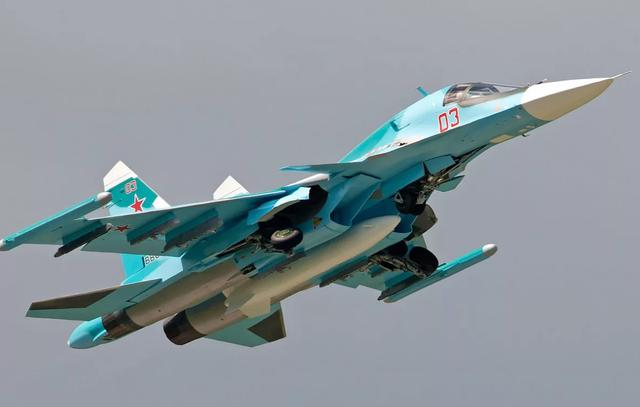 实力强悍的苏-34,攻击火力威猛,被低估的俄空天军战略王牌塞拉利昂地图万科尚源  深圳新闻