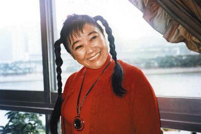 深圳最有錢的女人